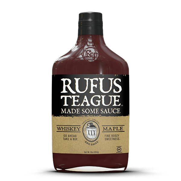 Grocery Rufus Teague - Whiskey Maple
