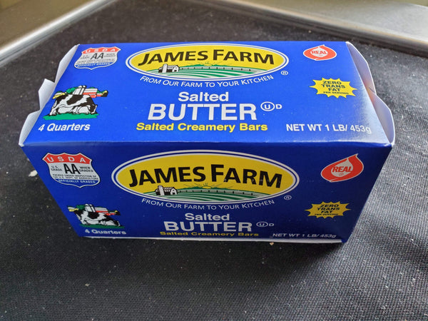 Grocery Salted Butter (1 lb)