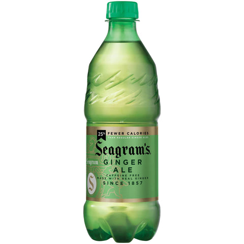 Grocery Seagram's Ginger Ale
