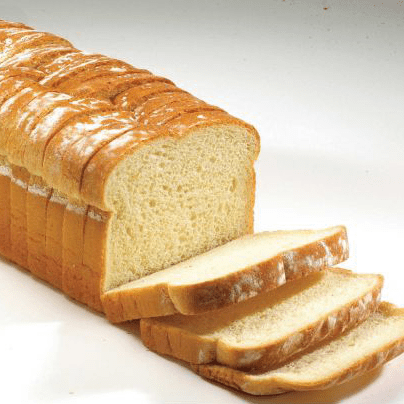 Grocery Sliced White Bread