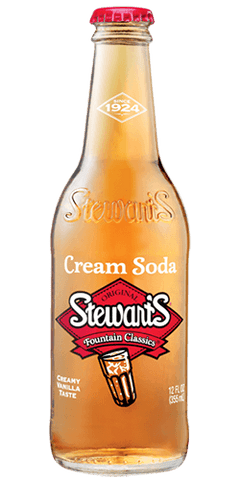 Grocery Stewart's - Cream Soda