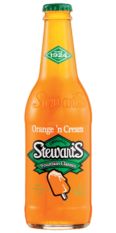Grocery Stewart's - Orange 'n Cream