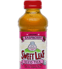 Grocery Sweet Leaf Tea - Raspberry