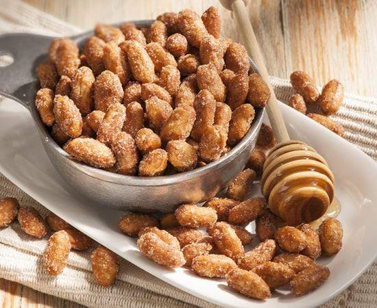 Grocery The Peanut Shop - Honey Roasted Peanuts (10.5oz)
