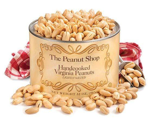Grocery The Peanut Shop - Lightly Salted Peanuts (10.5oz)