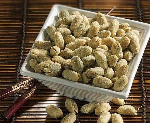 Grocery The Peanut Shop - Wasabi Spiced Peanuts (10.5oz)