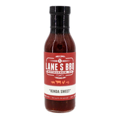 "Lane's BBQ ~ ""Kinda Sweet"" BBQ Sauce"