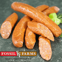 Meats 12 oz. Pack Alligator Sausage