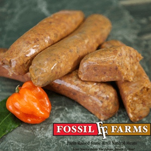 Meats 12 oz. Pack Bison Sausage