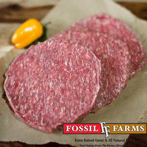 Meats 3 Pack Camel Burgers