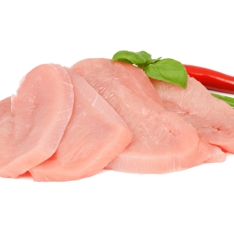 Meats Chicken Breast - Cut Into Cutlets (Raw)