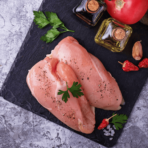 Meats Chicken Breast (Raw)