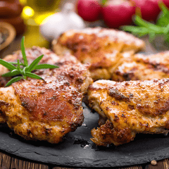 Meats Chicken Thighs - Meat House Marinated