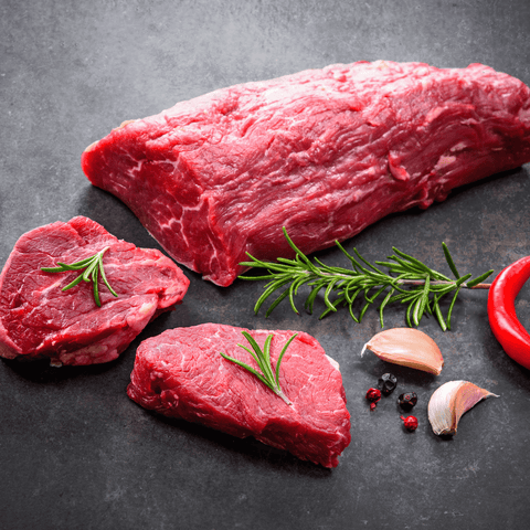 Meats Grass Fed Tenderloin Roast (Deposit)