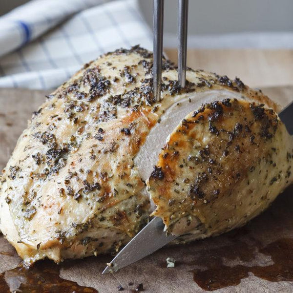 Prepared Foods Herb Roasted Turkey Breast - Meal for One
