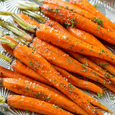 Prepared Foods Honey Thyme Roasted Carrots