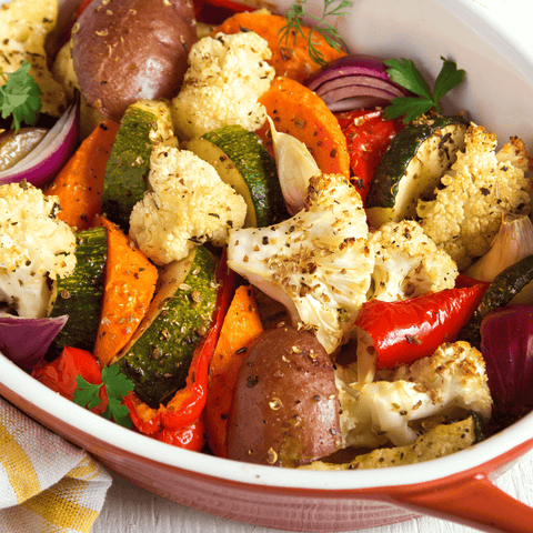 Prepared Foods Roasted Vegetable Medley