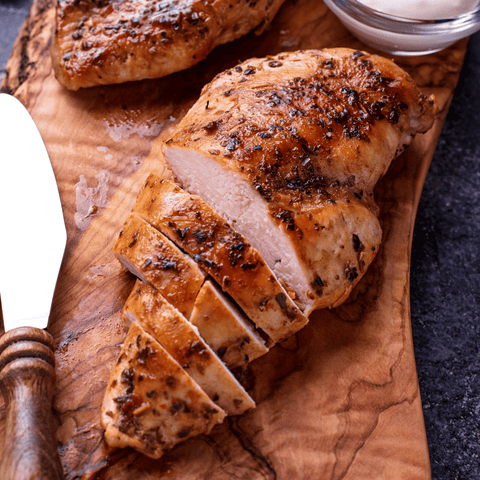 Prepared Foods Single Breast Grilled Chicken Breast