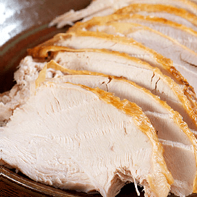 Prepared Foods Smoked Turkey Breast - Meal for One