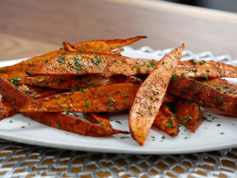 Prepared Foods Sweet Potato Wedges