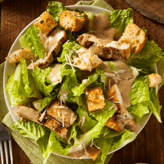 Sandwiches Chicken Caesar Salad