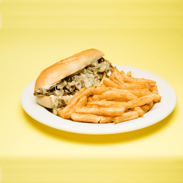 Sandwiches Chicken Cheesesteak