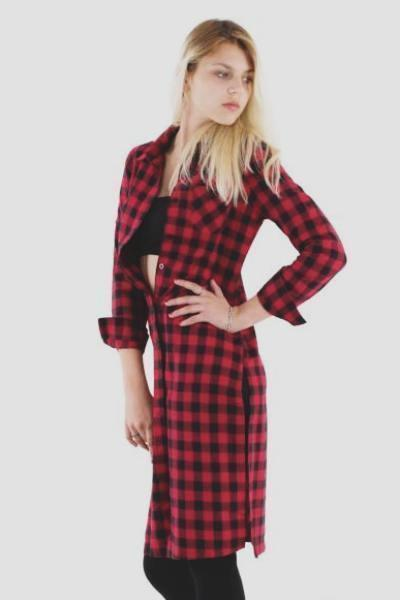 Red Flannel Nelti C. Blouse 'Too Much' (Women)