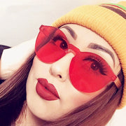 Brighton: Candy Sunglasses - Red