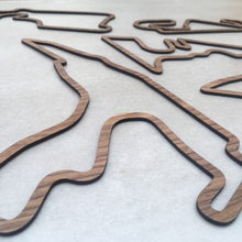 Load image into Gallery viewer, World Famous Wooden Circuit Collection