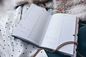 FASHION NOTES A/W18 Planner