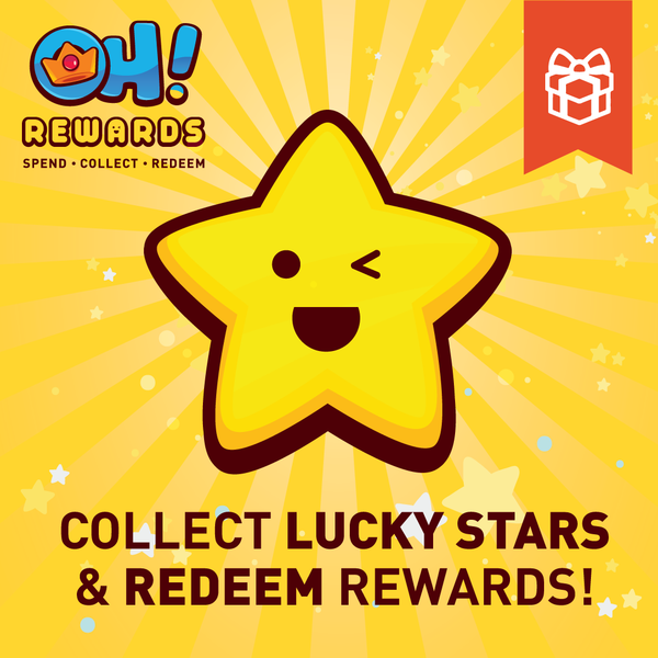 OH! REWARDS