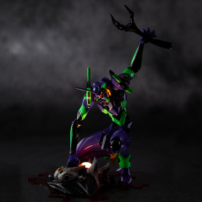 EVANGELION EVOLUTION - EV-001 EVANGELION Unit01