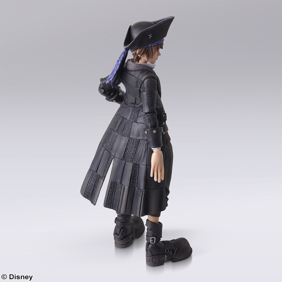 Kingdom Hearts III - Bring Arts Sora Pirates of Caribbean Ver.