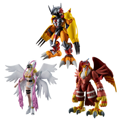 SHODO DIGIMON 1
