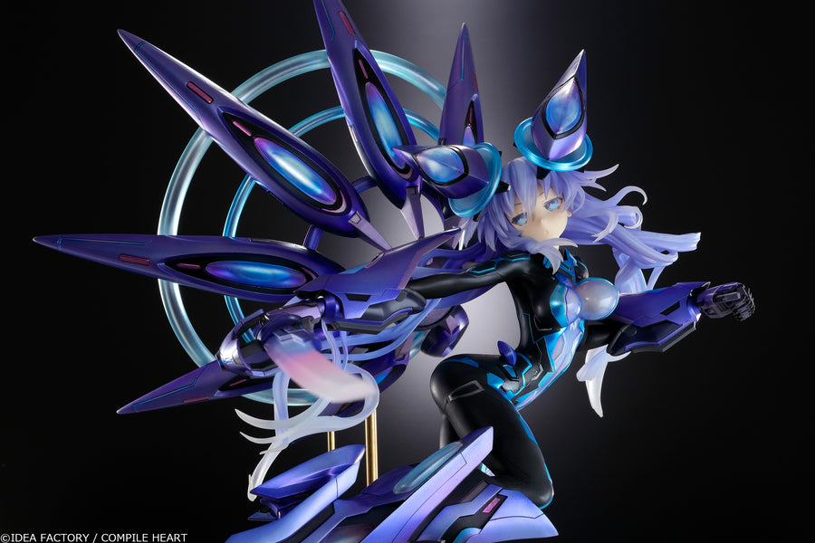 Megadimension Neptunia VII - Next Purple Processor Unit FULL Ver. (Re-run) - 1/7th Scale Figure