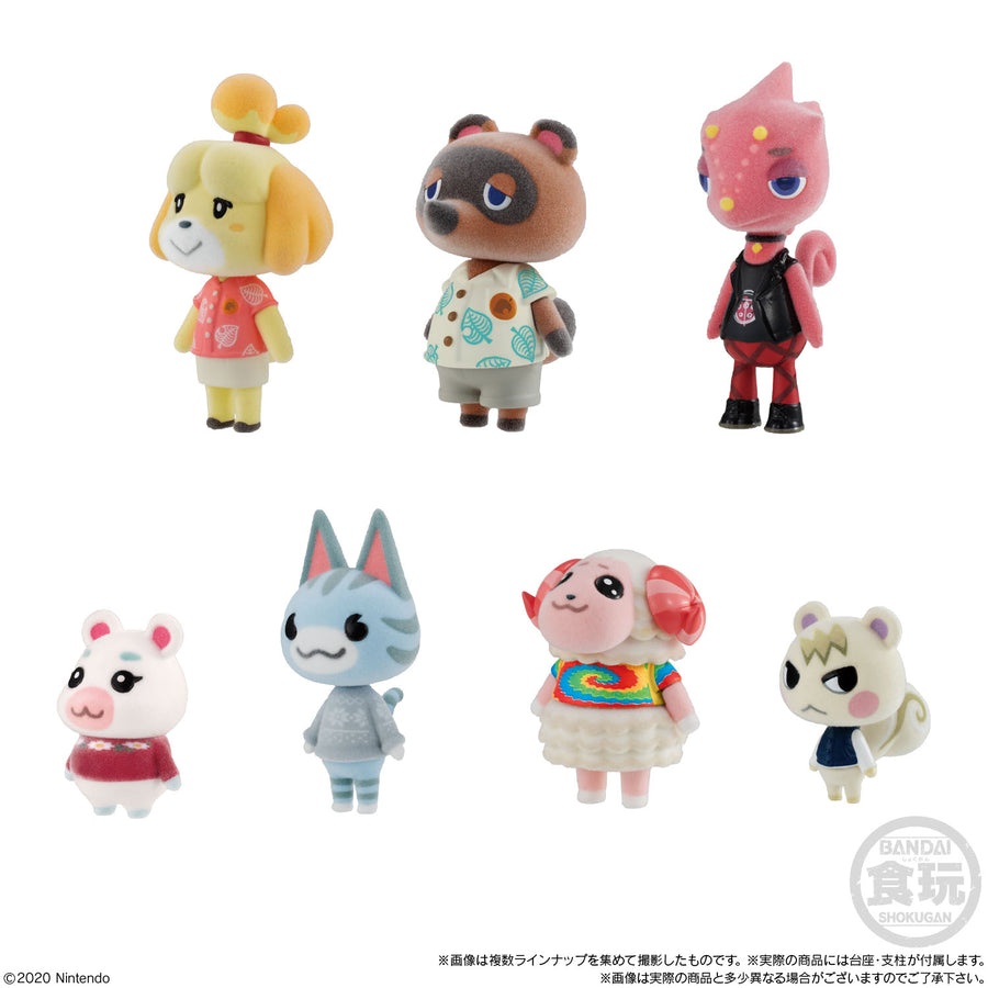 ANIMAL CROSSING FRIENDS DOLL