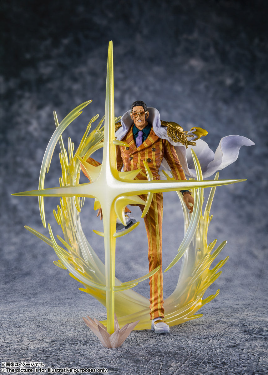 Figuarts Zero - One Piece - Extra Battle Three Admirals Borsalino - Kizaru