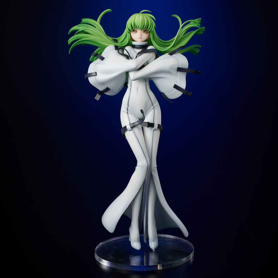 Code Geass: Lelouch of the Rebellion - C.C.(Re sale)- Non-Scale Figure
