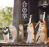 Gassho Animal Praying Figure P1 - Complete Set