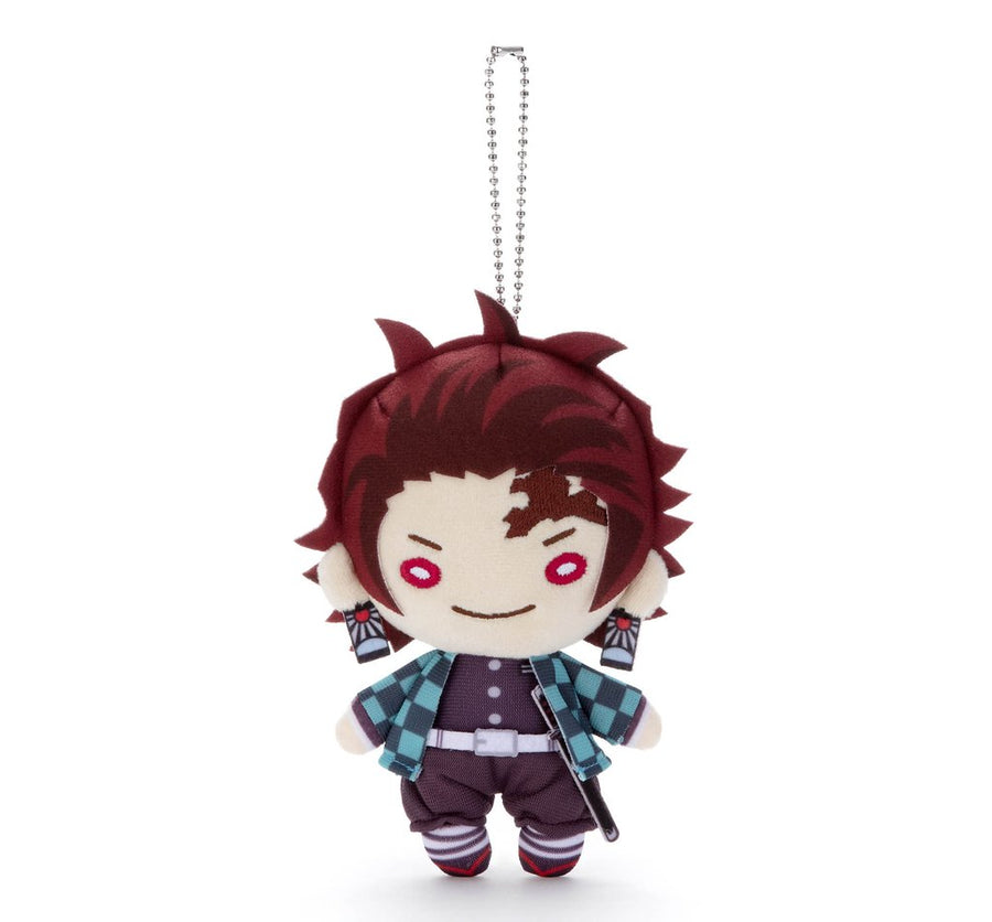 Nitotan - Demon Slayer: Kimetsu no Yaiba - Plush with Ball Chain - Tanjiro