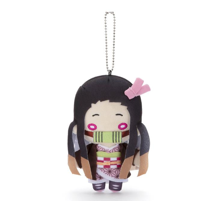 Nitotan - Demon Slayer: Kimetsu no Yaiba - Plush with Ball Chain - Nezuko