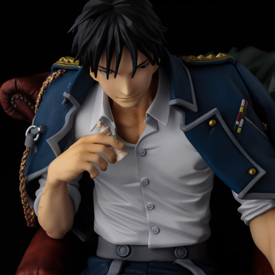 FULLMETAL ALCHEMIST - BROTHERHOOD - Roy Mustang - 1/8th Scale Figure