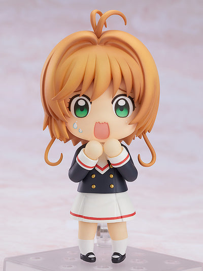 Nendoroid Sakura Kinomoto: Tomoeda Junior High Uniform Ver.
