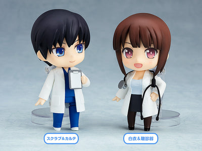 Nendoroid More : Dress Up Clinic
