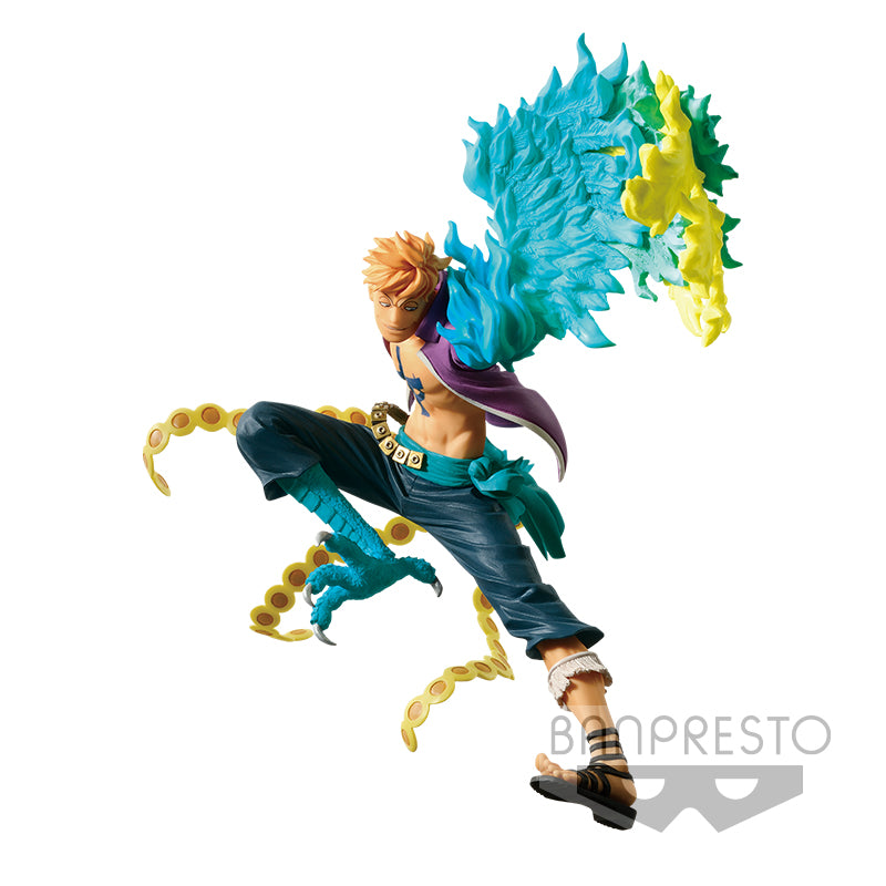 ONE PIECE SCULTURES BIG BANPRESTO FIGURE COLOSSEUM VI VOL.6 (VER.A)