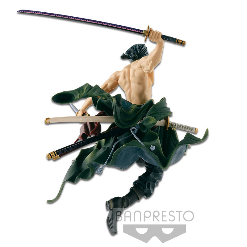 ONE PIECE BANPRESTO WORLD FIGURE COLOSSEUM VOL.1 (VER.A)