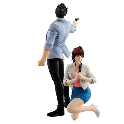 City Hunter - Saeba Ryo and Makimura Kaori