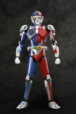 Hero Action Figure - HAF METALDER