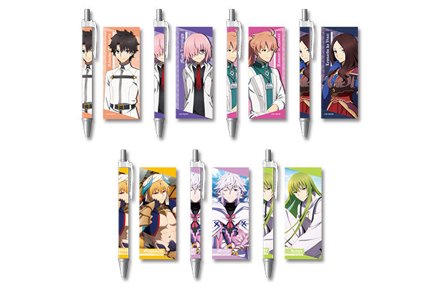 Fate / Grand Order Absolute Demonic Front: Babylonia ballpoint pen set