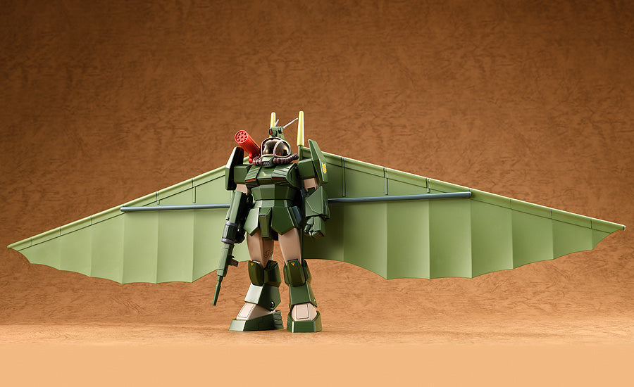 Fang of the Sun Dougram COMBAT ARMORS MAX25: 1/72 Scale Soltic H8 Roundfacer Hang Glider Equipment Type